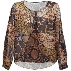 Abbigliamento Donna Top / Blusa Alba Moda ANINA Marrone