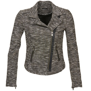 Abbigliamento Donna Giacche / Blazer Ikks VERMILLION Nero