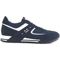 Scarpe Donna Sneakers basse Brian Mills sneakers uomo made in Italy Blu