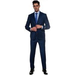 Abbigliamento Uomo Completi e cravatte Canali L1128019-BF01497301 blu medio