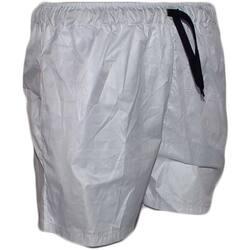 Abbigliamento Uomo Shorts / Bermuda Avana Costume uomo art. 098 monocromatico Bianco in tessuto opacizzato BIANCO