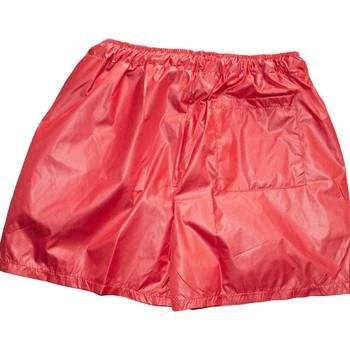 Abbigliamento Uomo Shorts / Bermuda Avana Costume uomo art.  0999 monocromatico rosso in tessuto semilucid ROSSO
