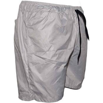 Abbigliamento Uomo Shorts / Bermuda Avana Costume mod.  MONOCROMATICO BEIGE IN TESSUTO SEMILUDO OPACIZZATO Beige