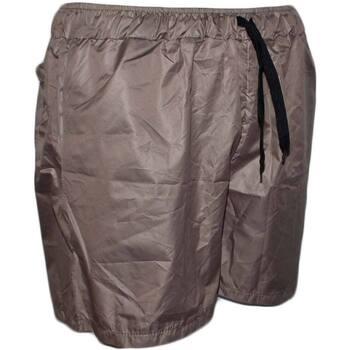 Abbigliamento Uomo Shorts / Bermuda Avana Costume uomo art avana0123 costume pantaloncino corto fantasia t GRIGIO
