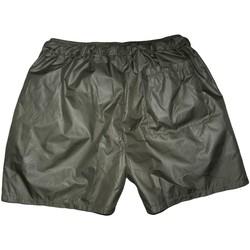 Abbigliamento Uomo Shorts / Bermuda Avana Costume uomo art avana01223 costume pantaloncino corto linea bas VERDE