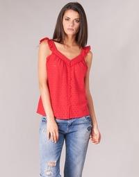 Abbigliamento Donna Top / Blusa Betty London KOCLA Rosso