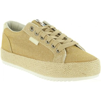 Scarpe Donna Sneakers basse MTNG 69152 CARIBE Gold