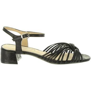Scarpe Donna Sandali Maria Mare 67012 Negro