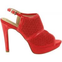 Scarpe Donna Sandali Maria Mare 67099 Rojo