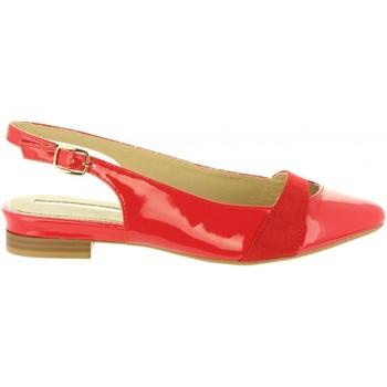 Scarpe Donna Ballerine Maria Mare 66977 Rojo