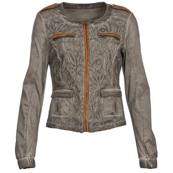 Abbigliamento Donna Giacche / Blazer Cream SPORTY Taupe