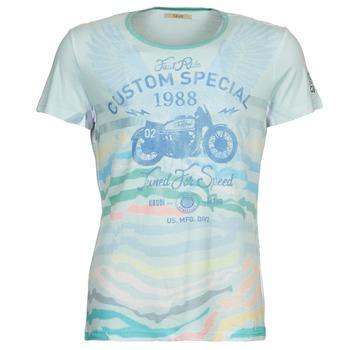 Abbigliamento Uomo T-shirt maniche corte Gaudi ABHIJVALA Blu