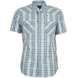 Abbigliamento Uomo Camicie maniche corte Levi's WOVENS Blu
