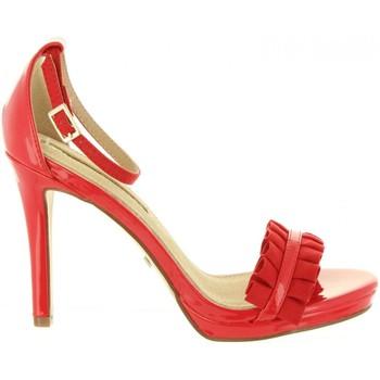 Scarpe Donna Sandali Maria Mare 67103 Rojo