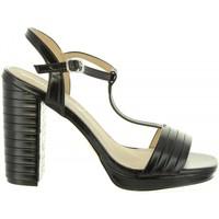 Scarpe Donna Sandali Maria Mare 67116 Negro