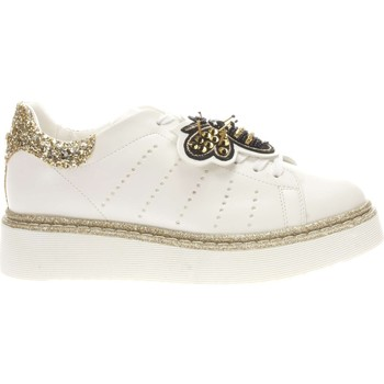 Scarpe Donna Sneakers basse Cult CLE103659-UNICA-37 sneaker eag  Bianco