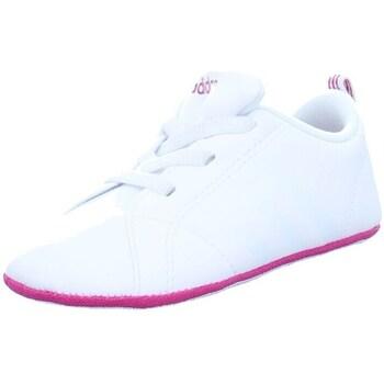 Scarpe Unisex bambino Sneakers basse adidas Originals VS Advantage Crib Bianco