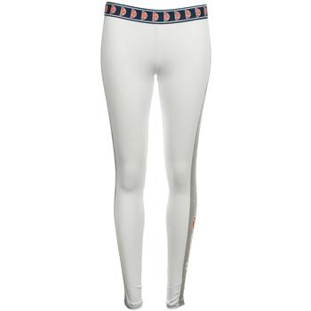 Abbigliamento Donna Leggings Ellesse Femme Legging Blanc Bianco