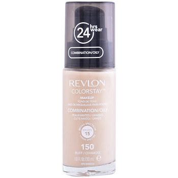 Bellezza Donna Fondotinta & primer Revlon Colorstay Foundation Combination/oily Skin 150-buff  30 ml