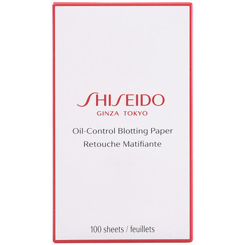 Bellezza Donna Detergenti e struccanti Shiseido The Essentials Oil Control Blotting Paper  100 sheets