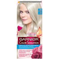 Bellezza Tinta Garnier Color Sensation s9 Rubio Platino Ceniza 1 u