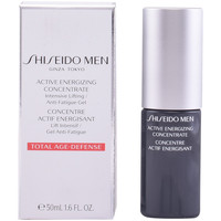 Bellezza Uomo Antietà & Antirughe Shiseido Men Active Energizing Concentrate  50 ml