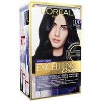 Bellezza Donna Accessori per capelli L'oréal Excellence Brunette Tinte 100-true Black 1 u