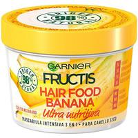 Bellezza Donna Maschere &Balsamo Garnier Fructis Hair Food Banana Mascarilla Ultra Nutritiva  390