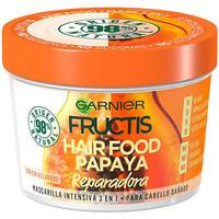 Bellezza Donna Maschere &Balsamo Garnier Fructis Hair Food Papaya Mascarilla Reparadora  390 ml
