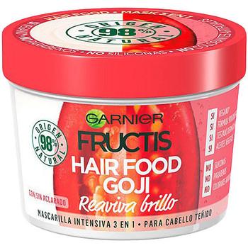 Bellezza Donna Maschere &Balsamo Garnier Fructis Hair Food Goji Mascarilla Reaviva Brillo