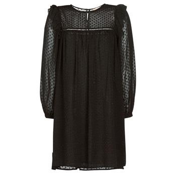 Abbigliamento Donna Abiti corti Moony Mood BREYAT Nero