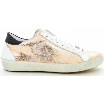 Scarpe Donna Sneakers basse Thc Collections +THC+ COLLECTIONS LUX1802 NUVOLA RAME Rosa