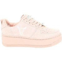 Scarpe Donna Sneakers basse Windsor Smith Sneakers  RACERR rosa