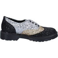 Scarpe Donna Derby 2 Stars classiche oro glitter argento BX379 oro