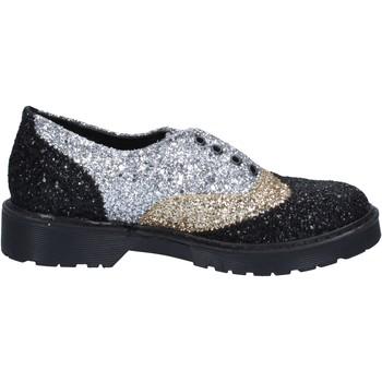 Scarpe Donna Derby 2 Stars 2 STAR classiche oro glitter argento BX379 oro