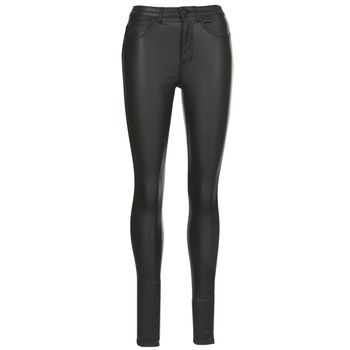 Abbigliamento Donna Pantaloni 5 tasche Only ONLROYAL Nero