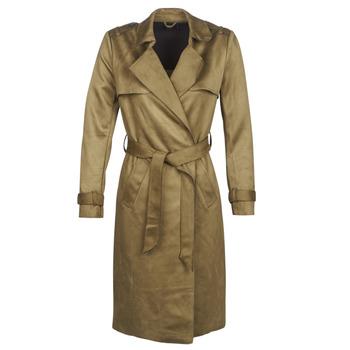 Abbigliamento Donna Trench Only ONLRIBA Kaki