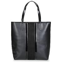 Borse Donna Tote bag / Borsa shopping André LEA Nero