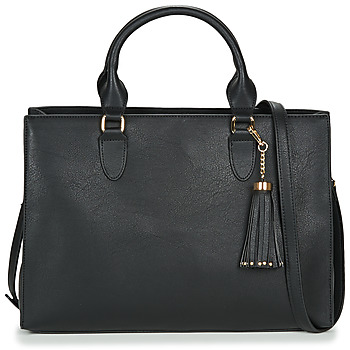 Borse Donna Tote bag / Borsa shopping André LISE Nero