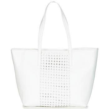 Borse Donna Tote bag / Borsa shopping André ECLIPSE Bianco
