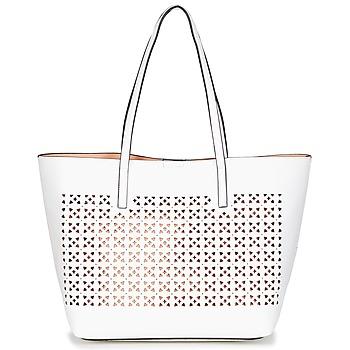 Borse Donna Tote bag / Borsa shopping André FRIMOUSSE Bianco