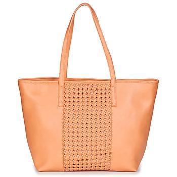 Borse Donna Tote bag / Borsa shopping André ECLIPSE Camel