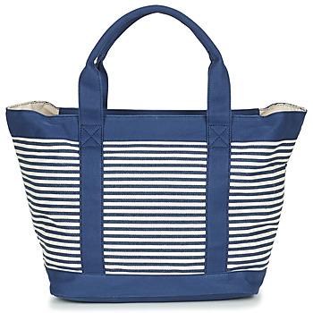 Borse Donna Tote bag / Borsa shopping André JENNY Blu