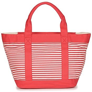 Borse Donna Tote bag / Borsa shopping André JENNY Rosso / Bianco