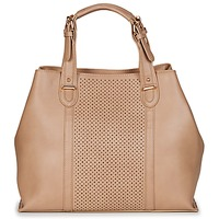 Borse Donna Tote bag / Borsa shopping André MATHILDE Beige