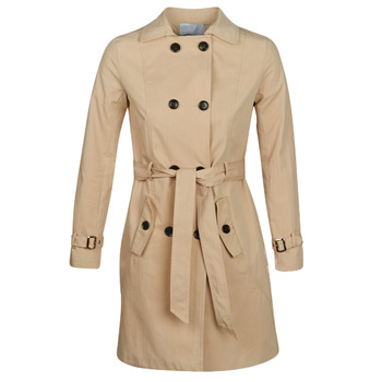 Abbigliamento Donna Trench Betty London JIVELU Beige
