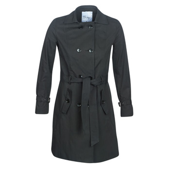 Abbigliamento Donna Trench Betty London JIVELU Nero