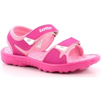 Scarpe Bambina Sandali Lotto 62 - S8145 Sandalo Bambino Fuxia Fuxia