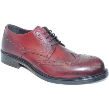 Scarpe stringate pelle stile vintage ...