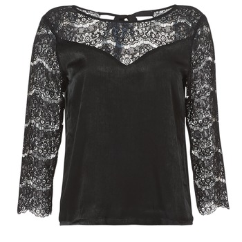 Abbigliamento Donna Top / Blusa Betty London JYRIAM Nero